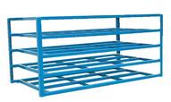 Vestil SHEET-R-57 Horizontal Sheet Rack 5-shelf 2k Lb Cap-1