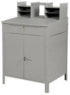 Vestil SHOP-DC Shop Desk Cabinet 28 X 24 In Drawer-1