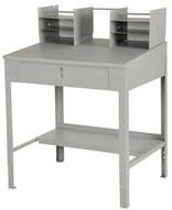 Vestil SHOP-DO Shop Desk Open 28 X 24 X 3.5 In Drawer-1