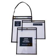 Vestil SHOPT-HS Hanging Strap Shop Ticket Holders-1