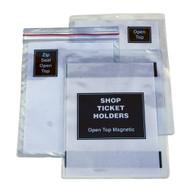 Vestil SHOPT-Z Zip Seal Shop Ticket Holders-1