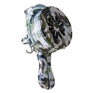 Vestil SIREN-100-C Siren - Hand Crank - Metal - Camo-1