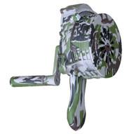 Vestil SIREN-100-P-C Siren - Hand Crank - Plastic - Camo-1