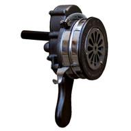 Vestil SIREN-100-S Siren - Hand Crank - Metal - Silver Gray-1