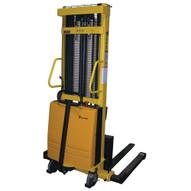 Vestil SL-137-AA Semi-electric Lift Stacker-1