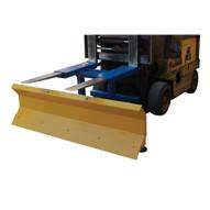 Vestil SPB-N-72 Fork Mount Snow Plow Blade-3
