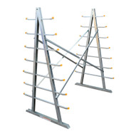 Vestil SR-SS Storage Rack - Galv - Self Supporting-1