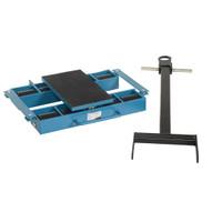 Vestil SSKT-6 Machinery Skates - Steerable-1