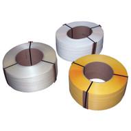 Vestil ST-12-9X8-NA Clear Polypropylene Strapping-1