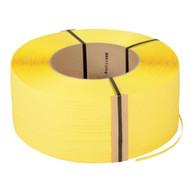 Vestil ST-38-9X8-YL Yellow Polypropylene Strapping-2