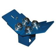 Vestil STAND-T Roller Stand Option - Roller Plate-1