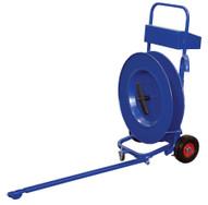 Vestil STRAP-P2 Manual Pallet Probe Strapping Cart-1