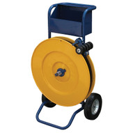 Vestil STRAP-PS-HD Steel And Poly Strapping Cart-1
