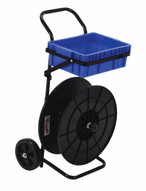 Vestil STRAP-PS-P Strapping Cart Poly Strapping-2