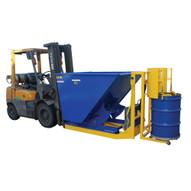 Vestil T-HOP Trash Dumper - Battery Powered-4