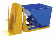Vestil TCD-HLD-400-DLX Dc Power Trash Can Dumper 400lb Whopper-3