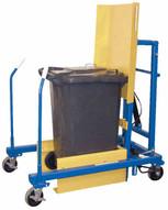 Vestil TCD-M-48-AC Ac Power Trash Can Dumper 400lb 74 In-2