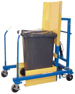 Vestil TCD-M-60-AC Ac Power Trash Can Dumper-1