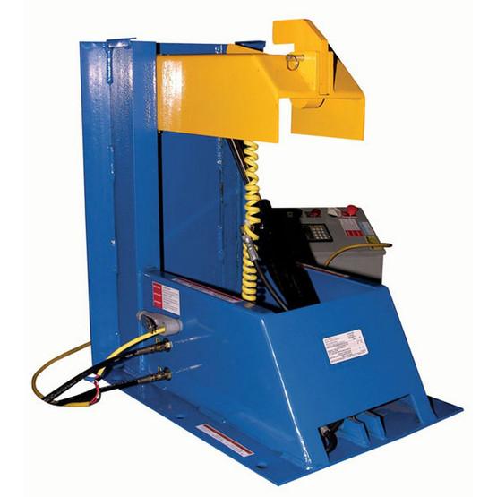 Vestil TL-100-F Electric Hydraulic Trailer Lock System-1