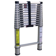 Vestil TLAD-12 Aluminum Telescopic Ladder-5