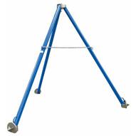 Vestil TRI-AA Tripod Hoist Stand- Alum Adjustable Legs-2