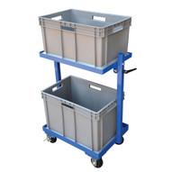 Vestil TSCT-2B Multi-tier Stack Cart-2