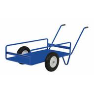 Vestil TWT-2448-S Tilting Work Truck - Solid Steel Deck-1