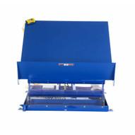 Vestil UNI-4848-4-BLU-115-1 Lift Table 4k 48 X 48 Blue 115v 1 Phase-1