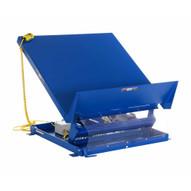 Vestil UNI-9648-4-BLU-208-3 Lift Table 4k 96 X 48 Blue 208v 3 Phase-1