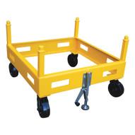 Vestil V-3 Versa Rack - Stand Cart-1