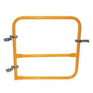Vestil VDKR-G3-B Pipe Safety Railing Gate-1