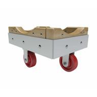 Vestil VHDD-2436-P Woodsteel Dolly - Phenolic Wheels 24 X 36-1
