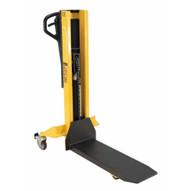 Vestil VHPS-NM-600-39 Single Fork Skid Positioner Lifter 600lb-1