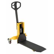 Vestil VHPS-NM-800-11 Single Fork Skid Positioner Lifter 800lb-1