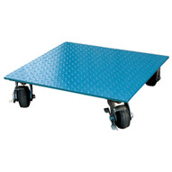 Vestil VPLDO S-2430 Steel Plate Dolly-1