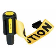 Vestil WBS-CAUTION Web Barrier Caution Reel Caution-2