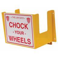 Vestil WC-H-R Wheel Chock Holder-2