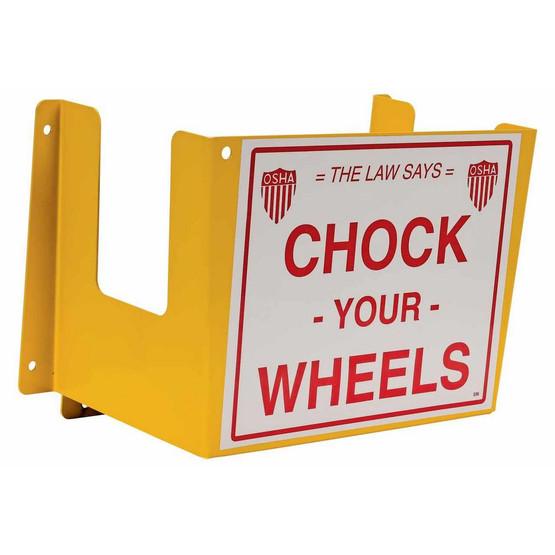 Vestil WC-H-R Wheel Chock Holder-1