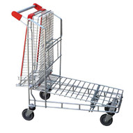 Vestil WIRE-S Nestable Wire Cart-2