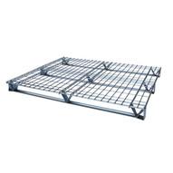 Vestil WMP-4048 Galvanized Welded Wire Pallet-1