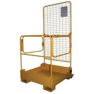Vestil WP-3737-FD Work Platform - Fold Down-3