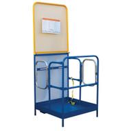 Vestil WP-4848-84B-DD Work Platform - Dual Side Entry-1