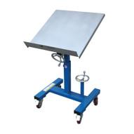 Vestil WT-2424 Mobile Tilting Work Table-2