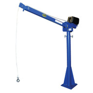 Vestil WTJ-20-3-AC Power Lift Jib Crane-1