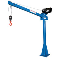 Vestil WTJ-20-3-DC Power Lift Jib Crane-1