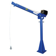 Vestil WTJ-20-4-AC Power Lift Jib Crane-1