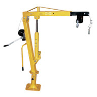 Vestil WTJ-2 Truck Jib Crane - Winch Operated-4
