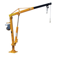 Vestil WTJ-4 Winch Operated Truck Jib Crane-2