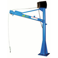 Vestil WTJ-E-15-3-AC Power Lift Jib Crane-1