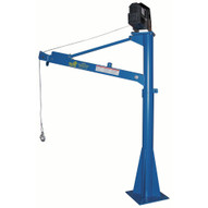 Vestil WTJ-E-15-3-DC Power Lift Jib Crane-1